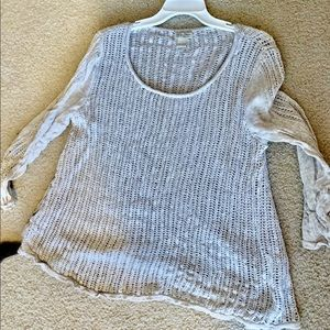 ⭐️2 for 35. Lightly used Lucky Brand Sweater
